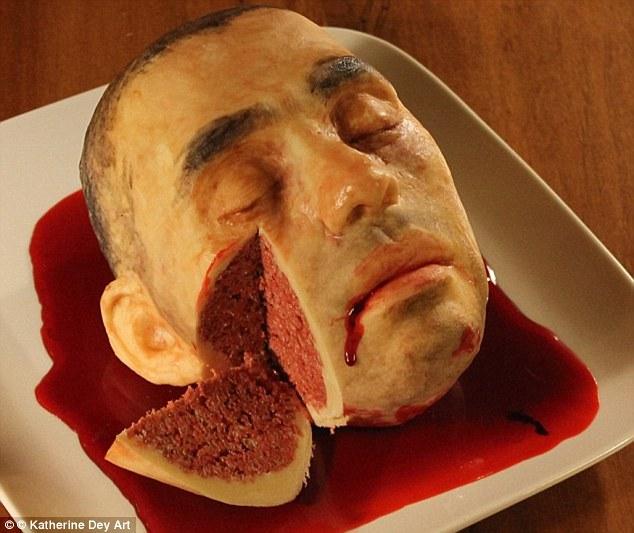 蛇や生首に心臓まで…これ、全部食べられるんです!誤解を招く独創的なケーキ集