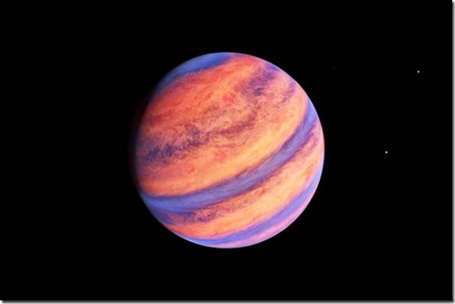 「宝石の降る惑星」が発見される。ルビーやサファイアが空から降ってくる!!