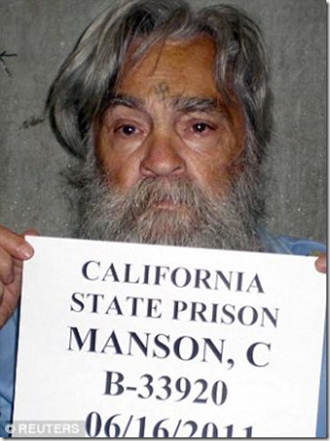 連続殺人鬼チャールズ・マンソンの知られざる現在。獄中結婚と迫りくる死を歓迎する声