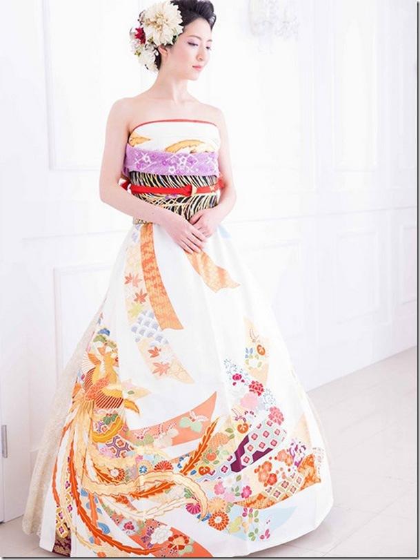 日本結婚式①