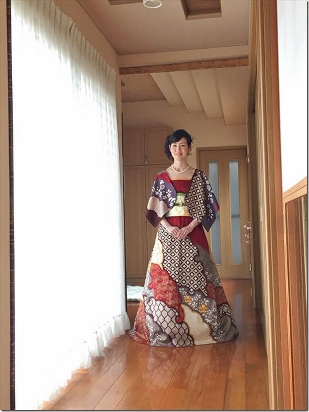 日本結婚式④