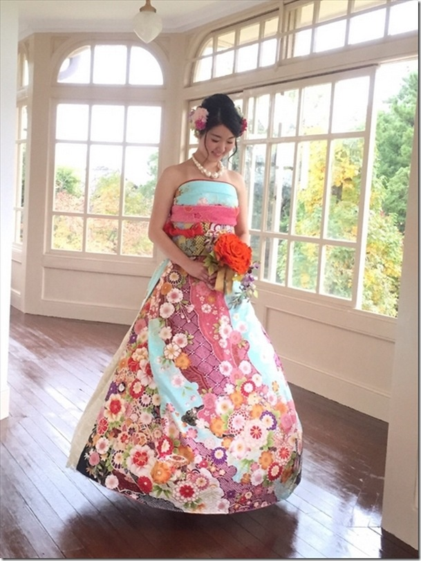 日本結婚式⑤