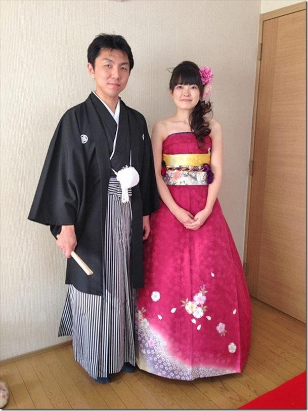 日本結婚式⑥
