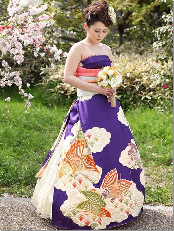 日本結婚式⑧