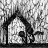 【閲覧微注意】精神病を絵で表現してみた。このイラストの意味がわかると鬱らしい…