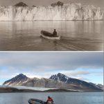 【地球終了】たった10年で北極の氷がこんなことに…。地球温暖化を示すビフォーアフター