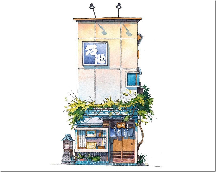 tokyo-storefront-illustrations-mateusz-urbanowicz-1